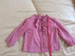 Очень яркая и красивая рубашка от Майрал, 86р