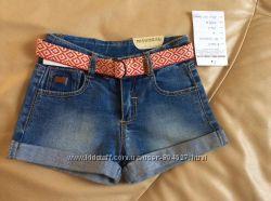 Новые шорты майрал 92 р для девочки