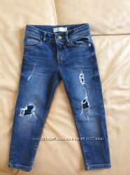 Продам джинсы Зара 104 р