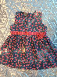 Красивое платье Zara kids на возрост 2-3 года
