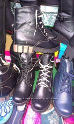 Продам ботинки женские зимние