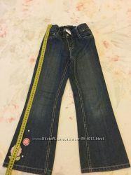 Юбки ,  шорты джинсы б у Джимборе 5 лет, 6, 7лет Джинсовые вещи.