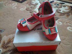 Демисезонные туфли для девочки 26 размер
