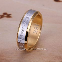 Кольцо FOREVER LOVE в наличии