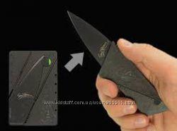 Нож кредитка Cardsharp 2 , складной