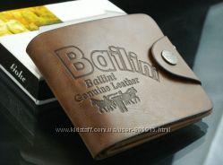 Бумажник кожаный  BAILINI новый в наличии