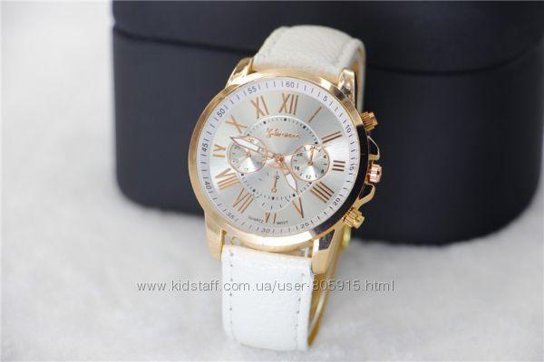 Часы женские Geneva  Charm 6 цветов