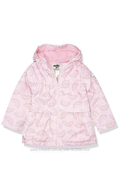 Курточки Oshkosh, Carters 4, 5, 6т, куртка, ветровка