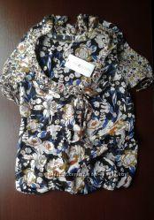 Новая шикарная блуза Rossodisera Италия