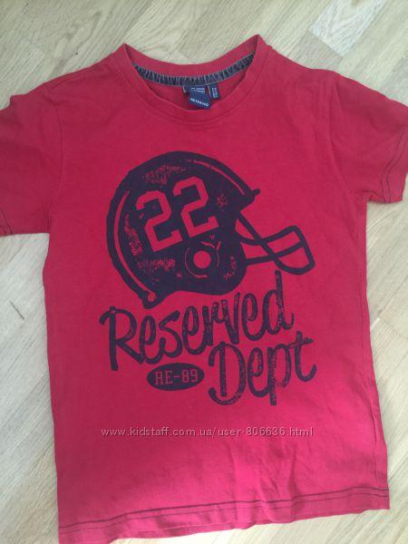 Reserved футболка на мальчика
