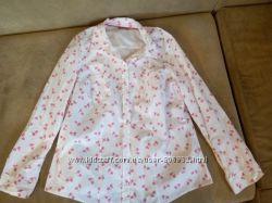 Блуза, рубашка , 14. 16. 18  48-52