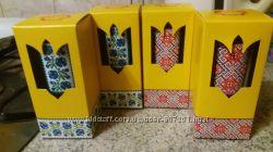 Коллекционные стаканы Украина