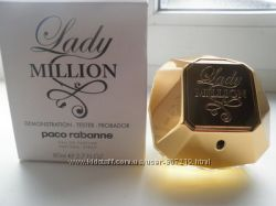 Paco Rabanne Lady million My Gold