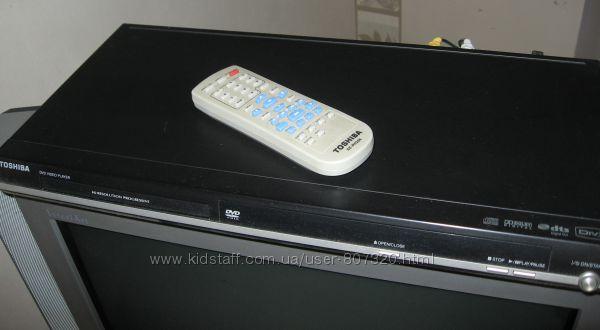 DVD-плеер Toshiba SD-680KR
