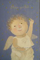 Звезда для тебя, копия картины Гапчинской