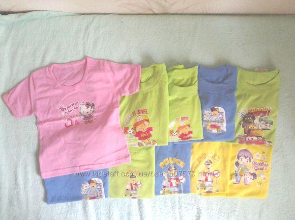 Детская футболка с термоапликацией