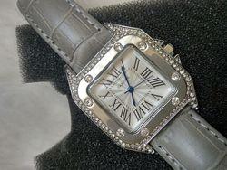 Женские наручные часы cartier panthere de cartier реплика новые в наличии