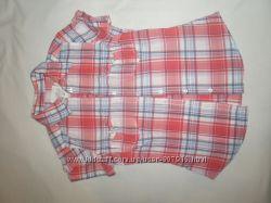 рубашка блузка шведка H&M размер S