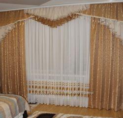 Шторы для гостинной зала спальни 271 3, 50м
