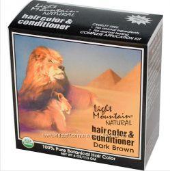 Light Mountain Натуральная краска для волос в ассортименте