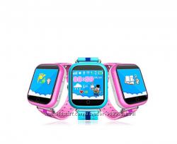 Q100s Умные детские часы gps Smart baby watch