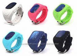 Детские умные часы Qvark Q50 с трекером, OLED дисплей, 2G
