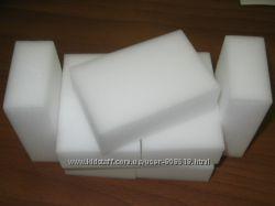Меламиновые губки белые и серые