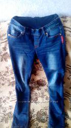 джинсы для беременных, очень удобные