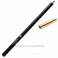 Черный карандаш для глаз Lancome