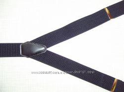 Подтяжки унисекс 35 мм черные
