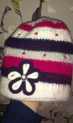 польская шапочка теплая