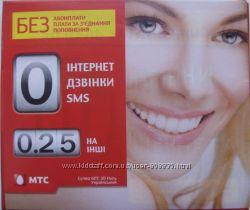 Красивые номера Vodafone МТС