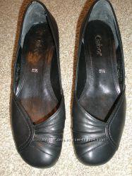Кожаные женские туфли. Германия. Gabor.