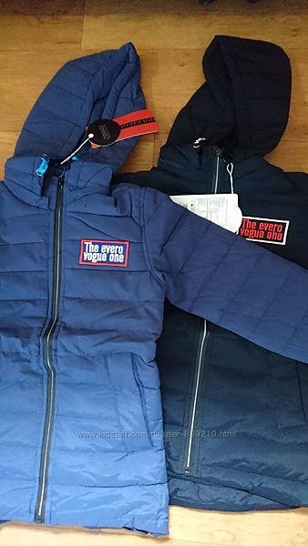 Куртка утепленная для мальчика, Grace, 116-140 B81367