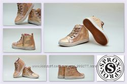 Демисезонные Ботинки для девочки Geox Италия, Sprox, B&G.