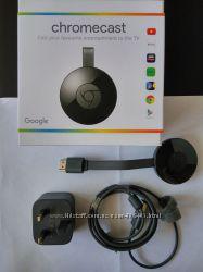 Google Chromecast Хромкаст Мультимедія