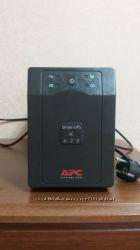 Бесперебойник ИБП APC Smart UPS SC 620