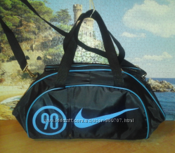 Стильная спортивно-дорожная сумка NIKE LS-530 в 4 цветах.
