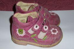 Ботиночки Ortopedia, туфельки Ecco
