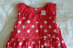 платье Next, Mothercare, ромпер
