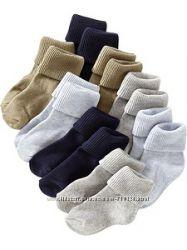 Фирменные носочи 6-12м, 12-24, 2-4, 4-5
