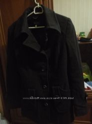 Новое кашемировое пальто Размер 46