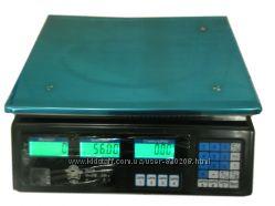 Новинка Торговые электронные весы ACS 40 кг 218, настольные