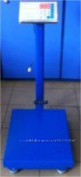 Весы торговые электронные ACS 150 кг усиленная стойка, металлическая голова