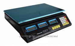 Торговые электронные весы Nokasonic 40 кг, настольные, по Суперцене