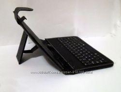 ЧЕХОЛ с клавиатурой для планшетов 7 дюймов, микро USB