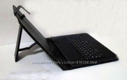 ЧЕХОЛ с клавиатурой для планшетов 10 дюймов