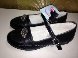 Новые кожаные туфли Фламинго  р. 36 - 23, 4 см