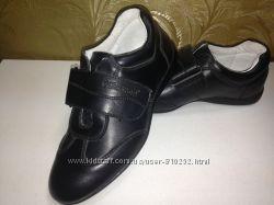 Новые кожаные туфли р. 37 -24, 5 см