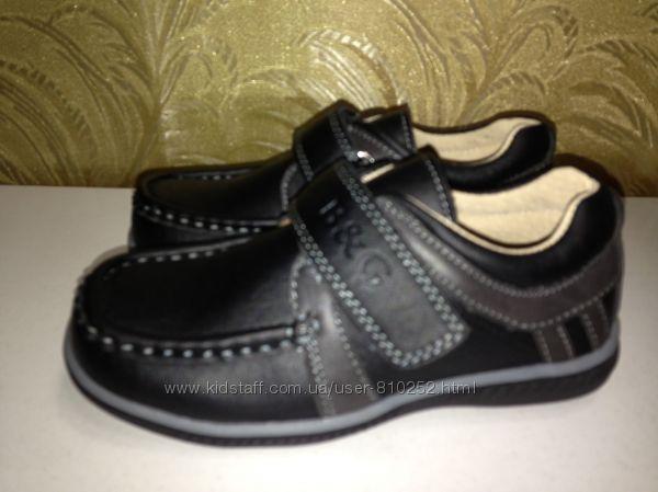 Новые туфли B&G р. 26 -16см, р. 27 -16, 7см